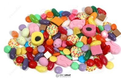 bonbon et orthodontie